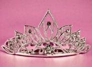prom tiara