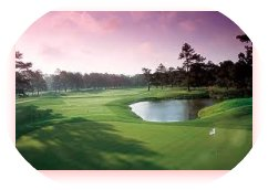 scenic golf course image