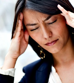 tension headache from stress