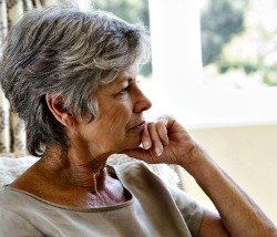 Menopause can cause stress