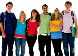 teen peer group