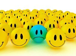 sad smiley face