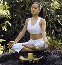 yoga helps manage stress